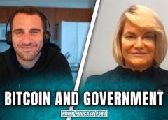 Bitcoin and Government | Senator Lummis | Pomp Podcast #482